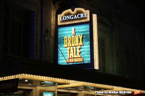 A Bronx Tale: The Musical