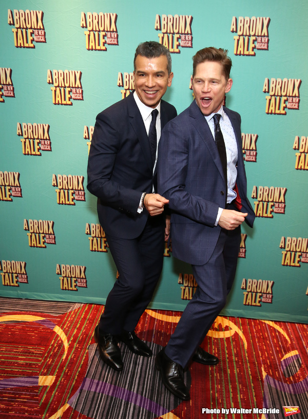 Sergio Trujillo and Jack Noseworthy