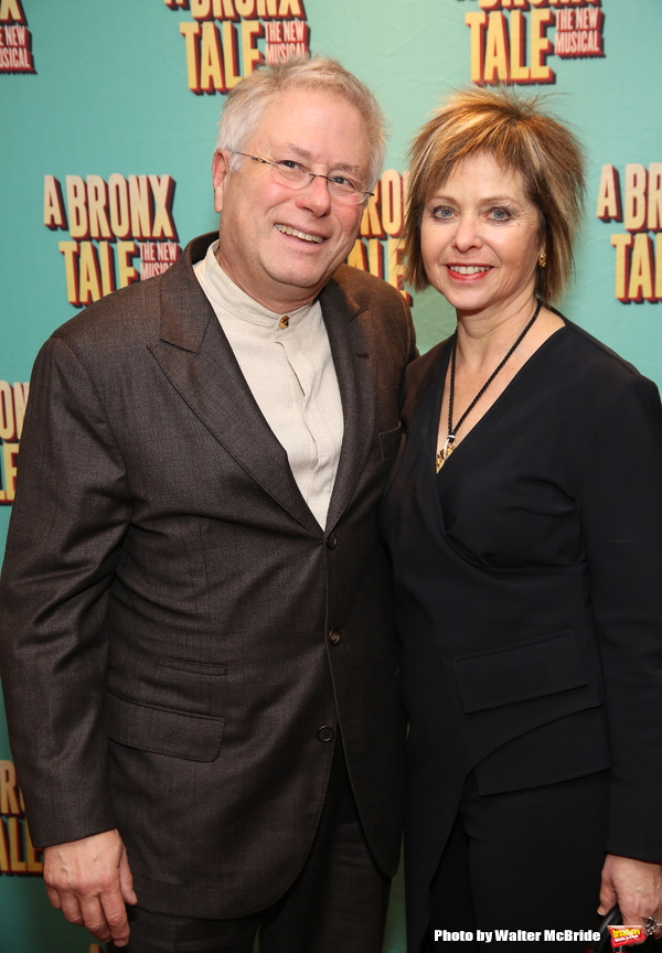Alan Menken and Janis Menken