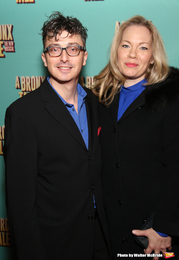 Beowulf Boritt and Mimi Bilinski