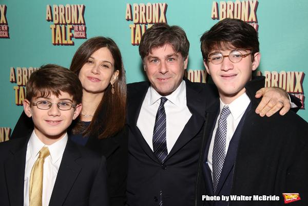 Glenn Slater and family