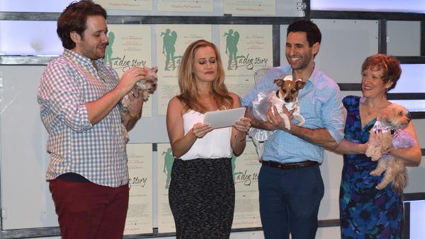 Photo Flash: A DOG STORY, THE MUSICAL Celebrates Dog Wedding