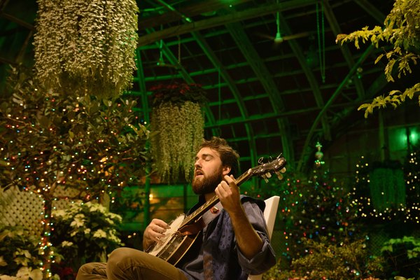 Photo Flash: First Look at Midsommer Flight's TWELFTH NIGHT, Opening Tonight at Lincoln Park Conservatory