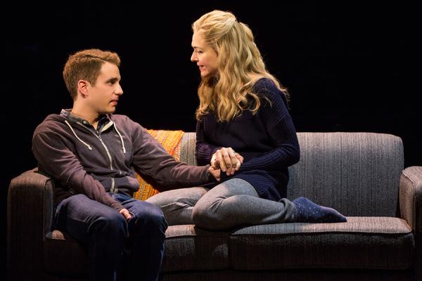 Ben Platt and Rachel Bay Jones