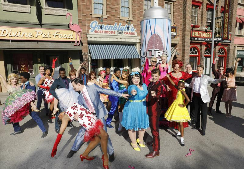 BWW Special Interview: It Takes Two- HAIRSPRAY LIVE! Producers Craig Zadan & Neil Meron Check In From the Set!