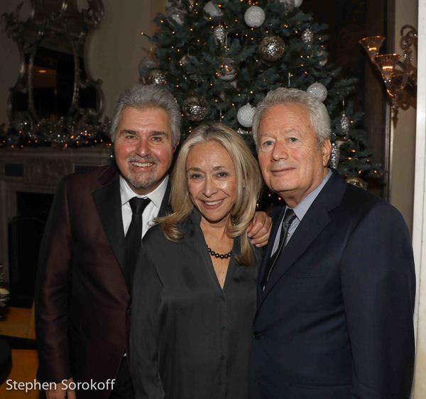 Steve Tyrell, Eda Sorokoff, Stephen Sorokoff