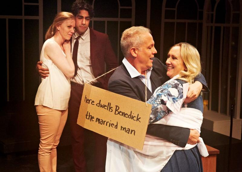 BWW Review: MUCH ADO ABOUT NOTHING is Really Something at 4th Wall Theatre Company