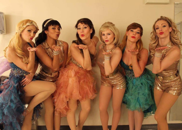 Ross Petty's Sleeping Beauty (Regional): @judykovacs Happy Saturday Intermission Pic! Lots of love coming from the Fairies and the Charms from Ross Petty's Sleeping Beauty! #sip #broadwayworld #SleepingBeautyTO #actorslife #dance #theatre #showtime #inter