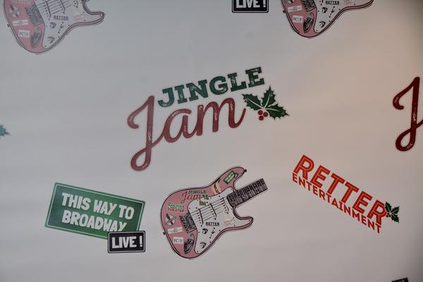 Photo Coverage: Retter Entertainment Rehearses JINGLE JAM 2016