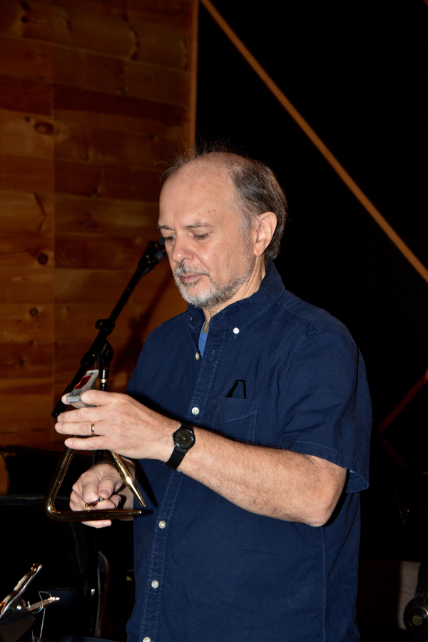 Bill Hayes (Percussion)
