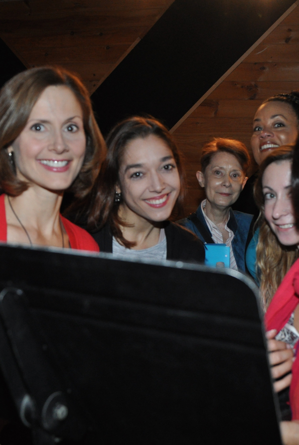 Exclusive Photo Coverage: THE PHANTOM OF THE OPERA Gets Joyful for Carols For A Cure