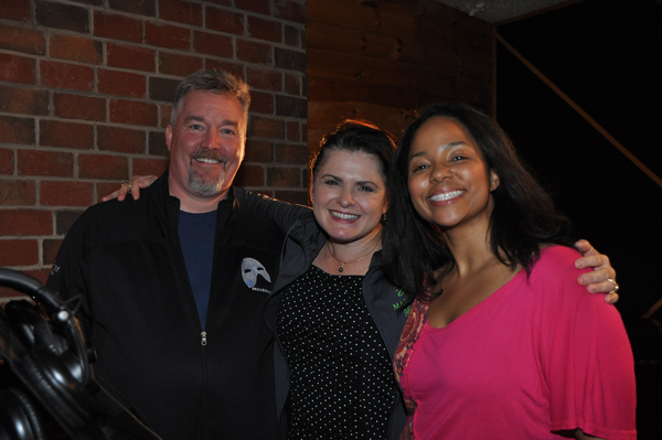 Duane McDevitt, Michele McConnell and Heather Hill