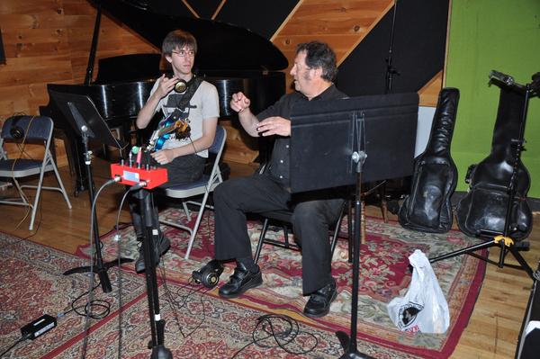 Matt San Giovanni and Jay Burliner Photo