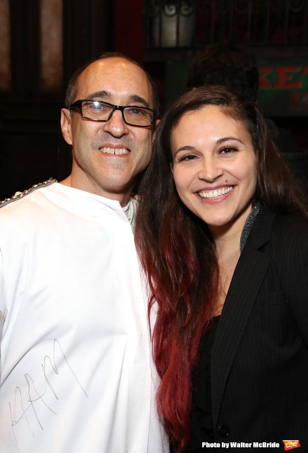 Jonathan Brody and Katrina Yaukey