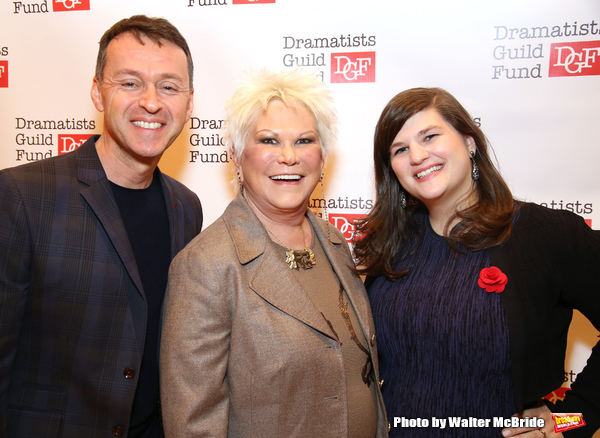 Andrew Lippa, Roe Green and Rachel Routh