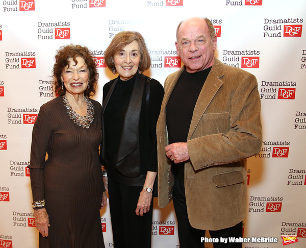 Gretchen Cryer, Nancy Ford and Peter Ratray