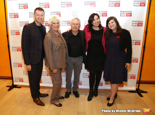 Photo Coverage: Arrivals at Screening of Dramatists Guild Fund's THE LEGACY PROJECT VOLUME III