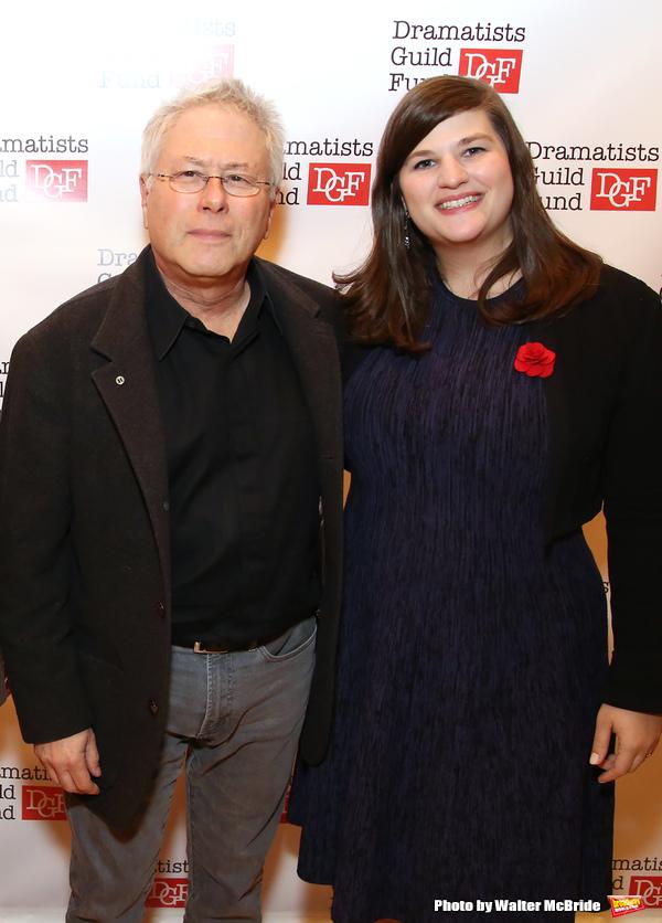 Alan Menken, and Rachel Routh