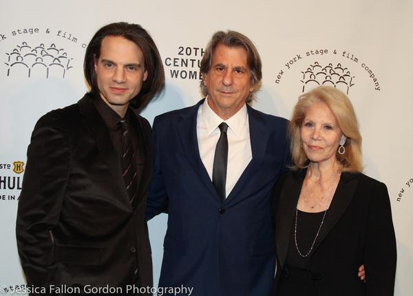 Jordan Roth, David Rockwell and Daryl Roth