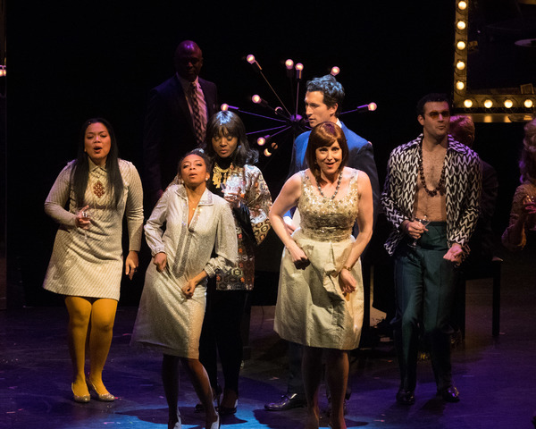 Photo Exclusive: Wayne Brady, Whitney Bashor, Saycon Sengbloh and More in MERRILY WE ROLL ALONG at the Wallis