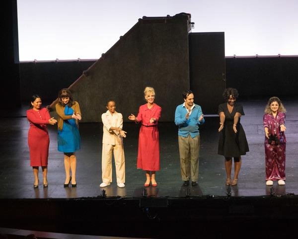 Melody Butiu, Laura Dickinson, Rachael Ferrera, Sandy Bainum, Amir Talai, Saycon Seng Photo