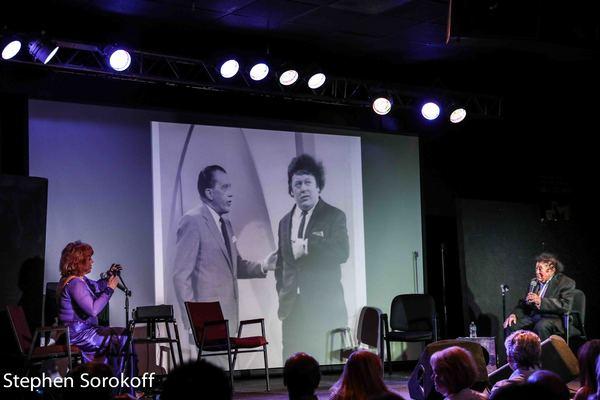 Marty Allen & Ed Sullivan Photo
