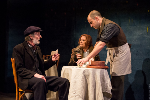 Photo Flash: ANNA CHRISTIE, Directed by Peter Richards, at The Wild Project
