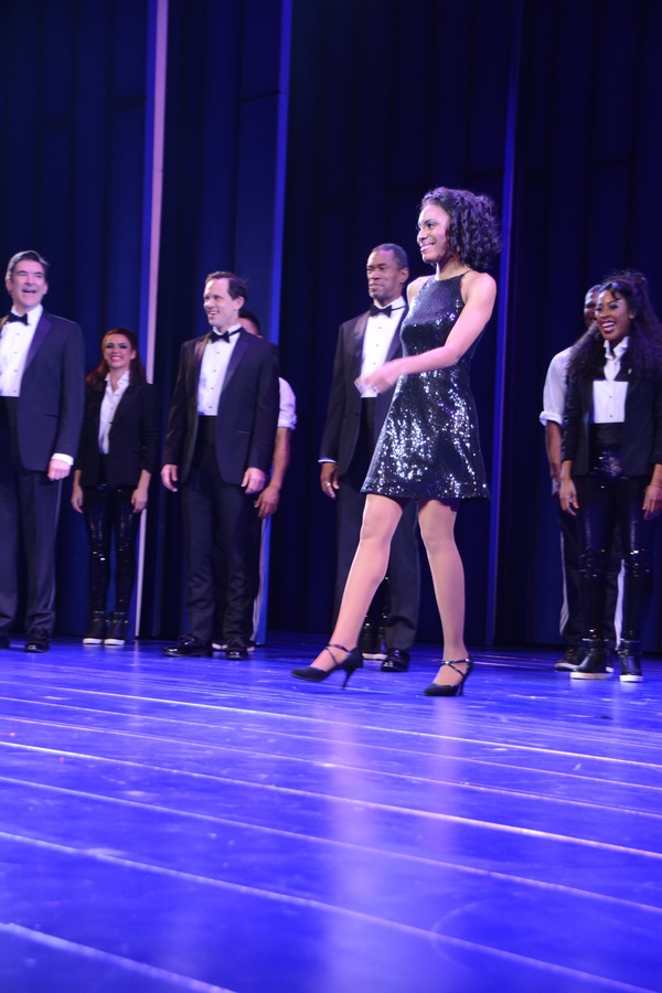 Photo Coverage: THE BODYGUARD Takes Opening Night Bows at Paper Mill Playhouse