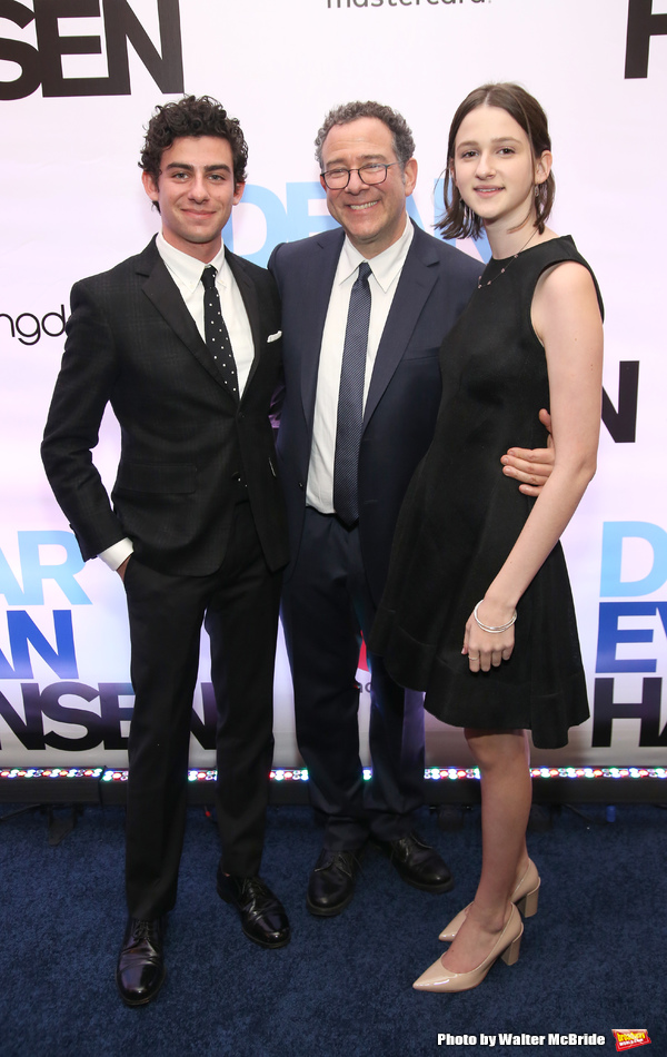 Michael Greif and family