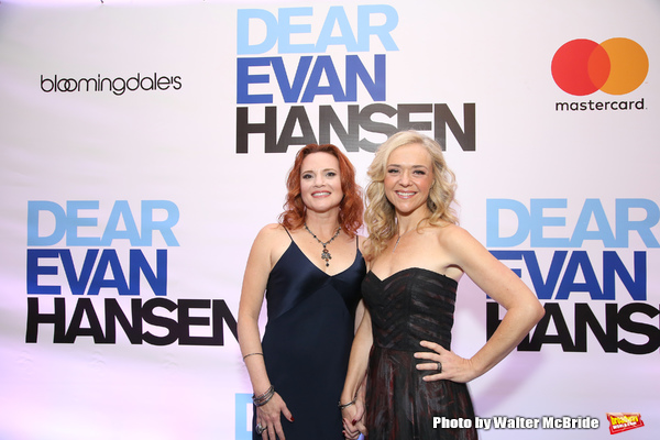 Jennifer Laura Thompson and Rachel Bay Jones