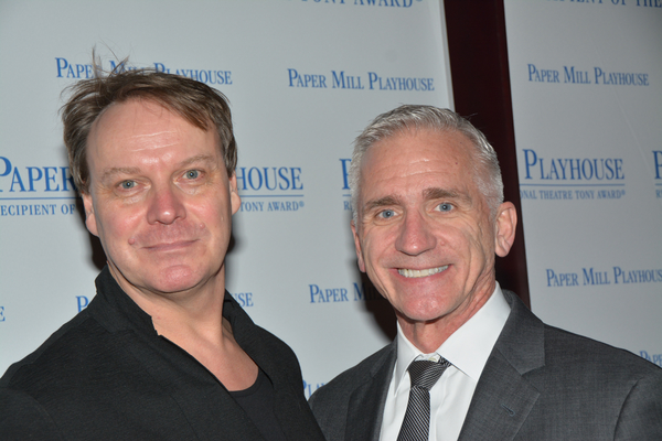 Frank Thompson and Mark S. Hoebee Photo