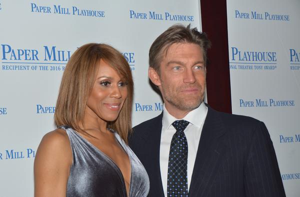 Deborah Cox and Judson Mills