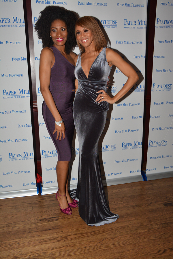 Jasmin Richardson and Deborah Cox