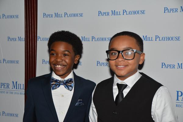 Douglas Baldeo and Kevelin B. Jones III Photo