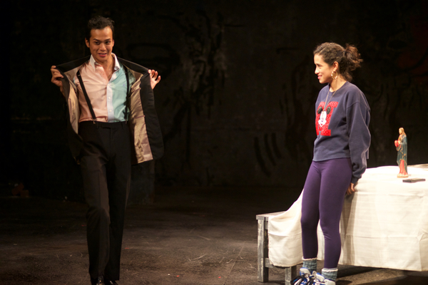 Photo Flash: First Look at Vertigo Theater Company's STREET CHILDREN at New Ohio Theatre
