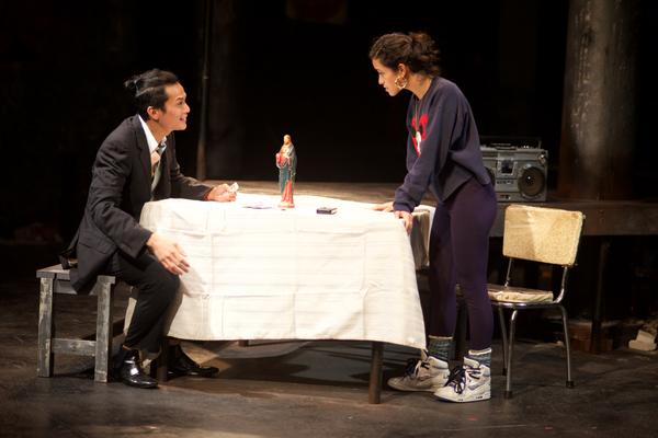 JP Moraga (Angela) and Yadi Guevara-Prip (Lala)