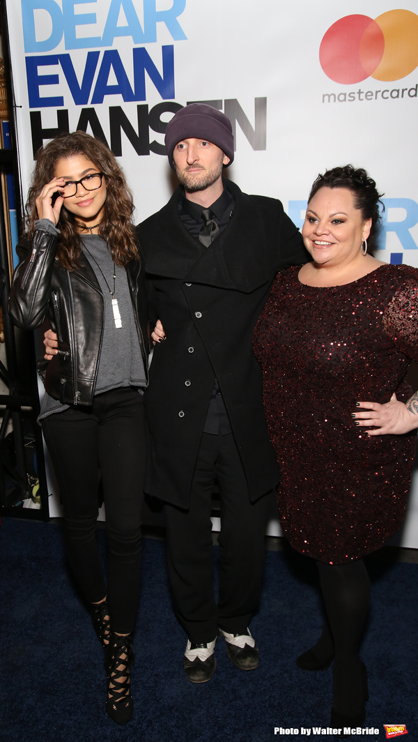 Michael Gracey, Keala Settle  Photo