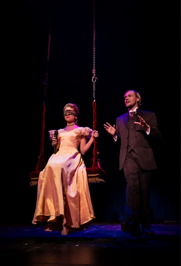 BWW Review: Variety Returns To The Palace With THE ILLUSIONISTS - TURN OF THE CENTURY