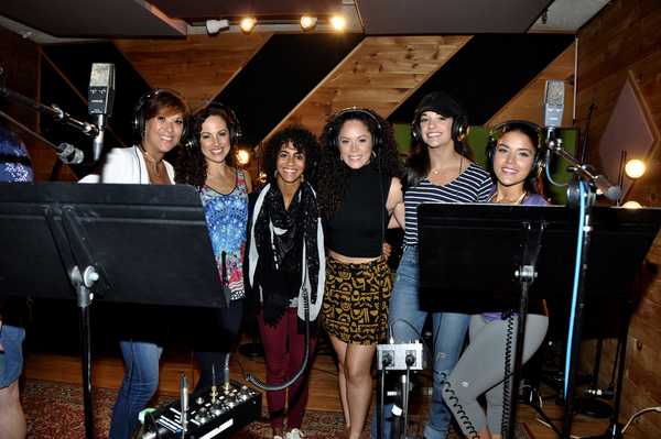 Doreen Montalvo, Nina LaFarga, Angelica Beliard, Genny Lis Padilla, Ana Villafane and Linedy Genoa