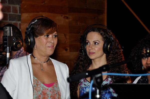 Doreen Montalvo and Nina LaFarga