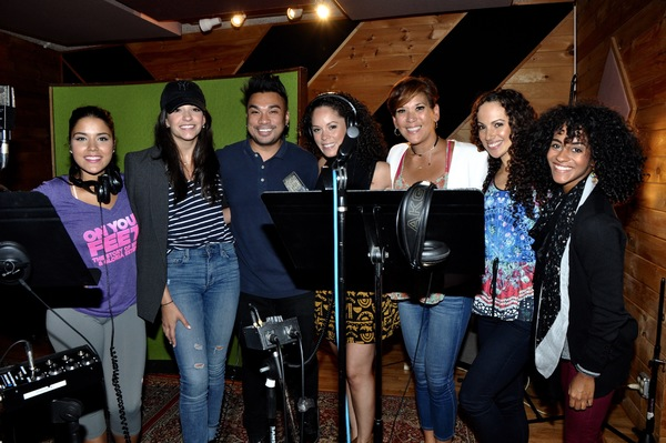 Linedy Genoa, Ana Villafane, Andros Rodriguez, Genny Lis Padilla, Nina LaFarga and Angelica Beliard