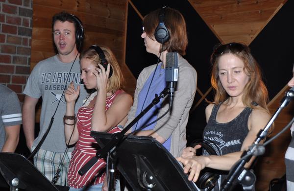 Quinn VanAntwerp, Candi Boyd, Janet Anderson and Gillian Berkowitz Photo