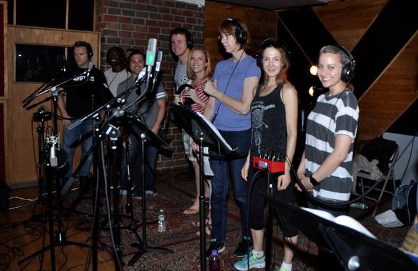 Jared Bradshaw, John Edwards, Jon Hacker, Quinn VanAntwerp, Candi Boyd, Janet Anderso Photo