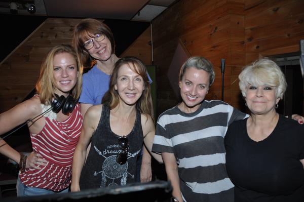 Candi Boyd, Janet Anderson, Gilliam Berkowitz, Kara Tremel and and Jana Jillio