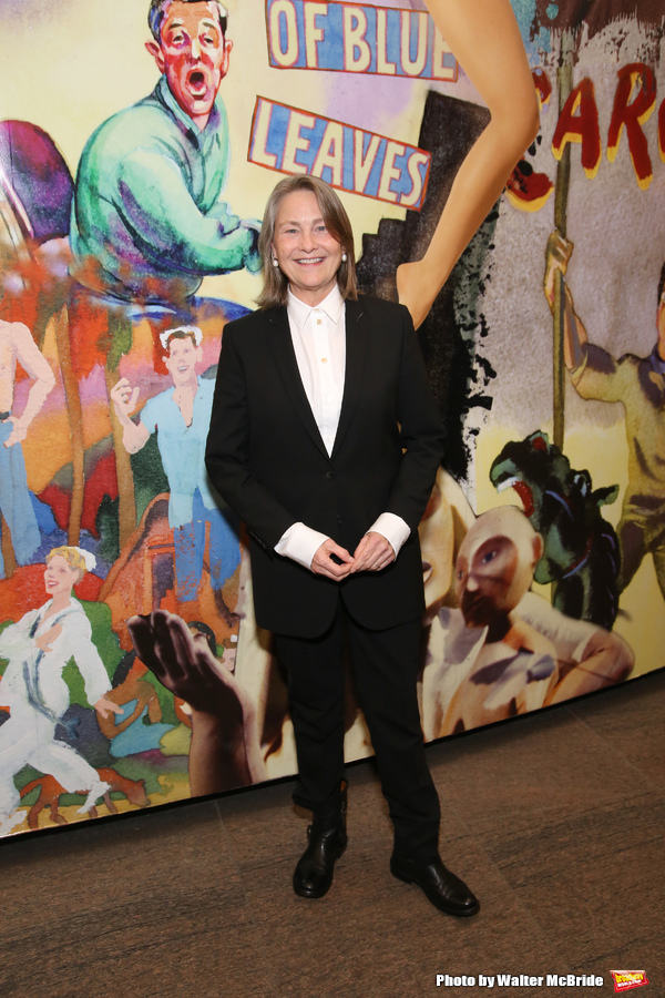 Photo Coverage: Lincoln Center Theater's THE BABYLON LINE Celebrates Opening Night