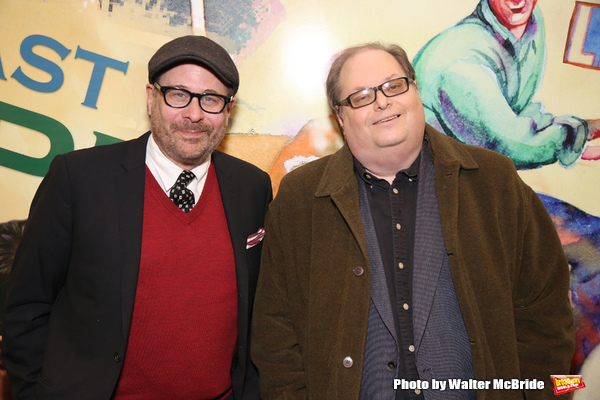 Terry Kinney and Richard Greenberg  Photo