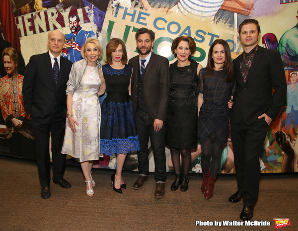 Frank Wood, Julie Halston, Maddie Corman, Josh Radnor, Randy Graff, Elizabeth Reaser and Michael Oberholtzer