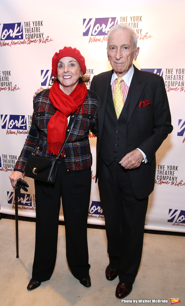 Nan Talese and Gay Talese