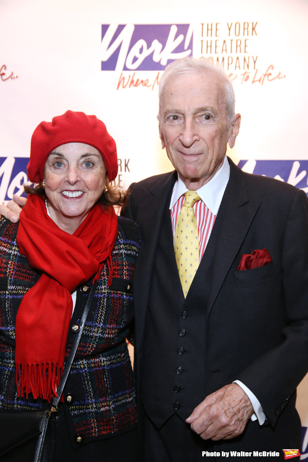 Nan Talese and Gay Talese  Photo