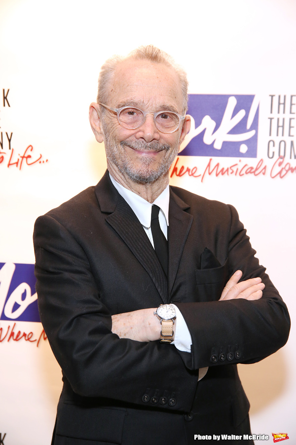 Photo Coverage: Joel Grey Honored with York Theatre Company's Oscar Hammerstein Award